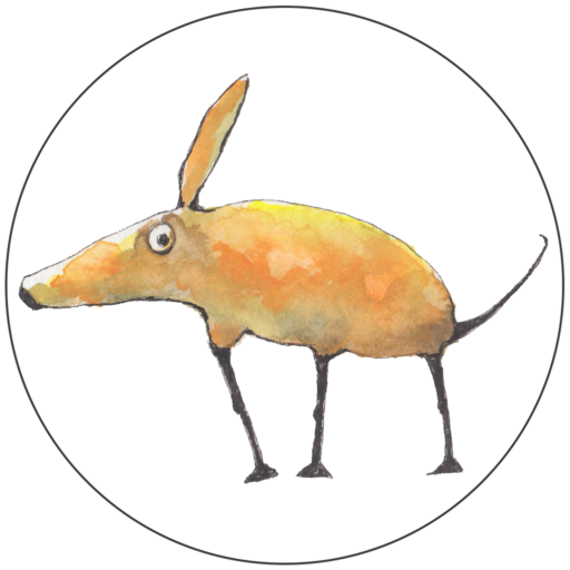 Fantasiebeestjes logo